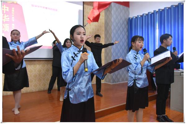 轨道交通运输学校(甘肃)榆中校区校园生活